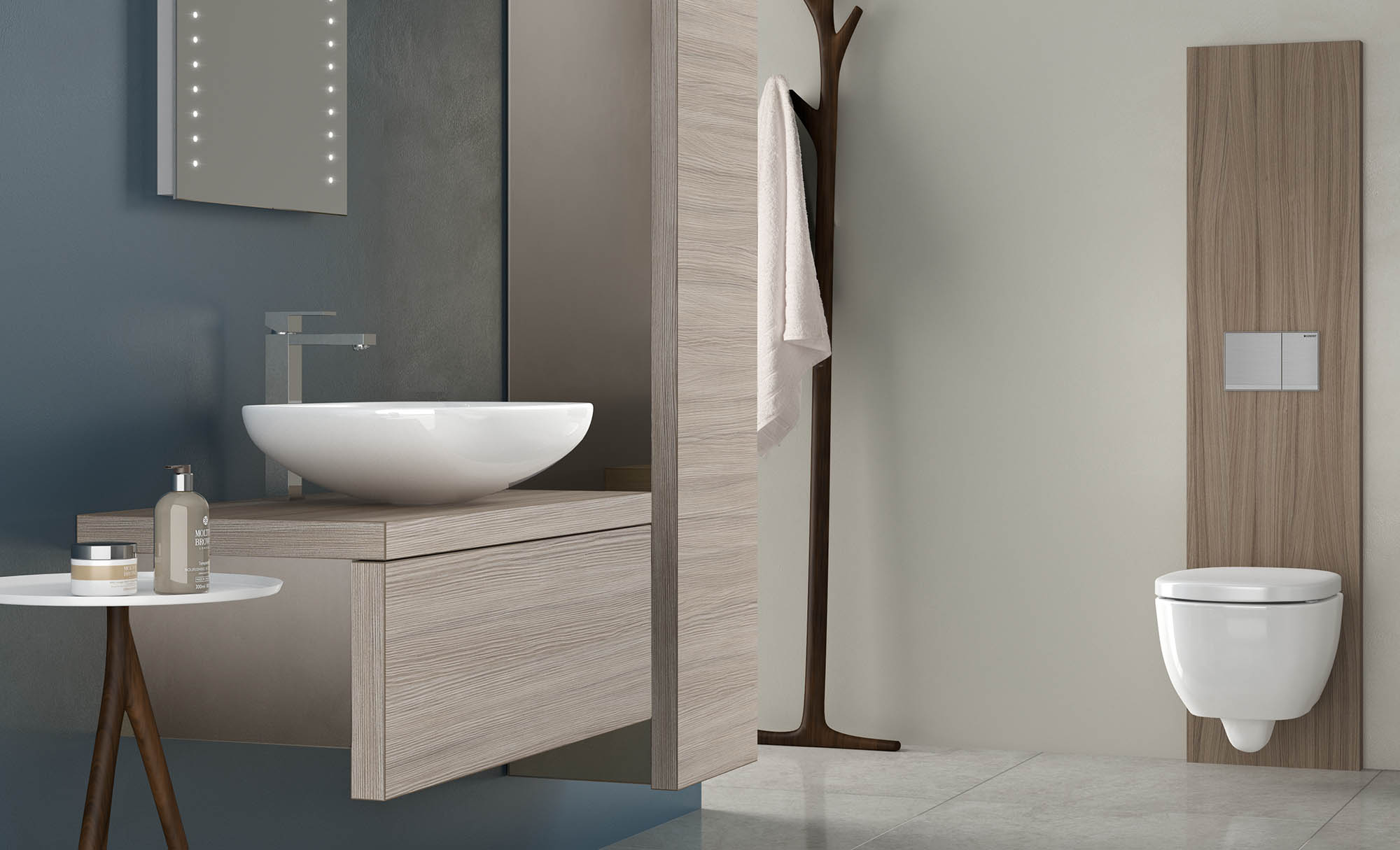 Greyhouse Bathrooms The Edge Driftwood