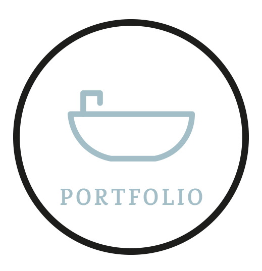 SDavies bathroom portfolio icons