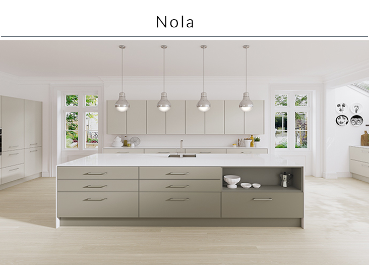 Sdavies Gaddesby Nola collection