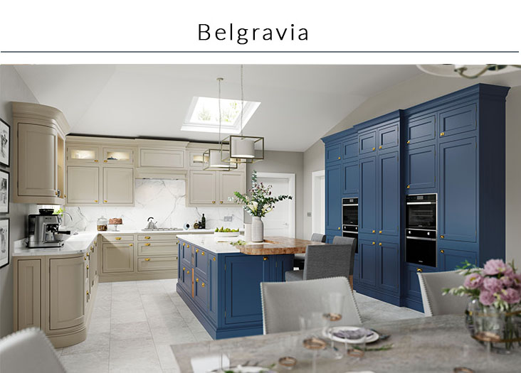 Sdavies kitchen stori Belgravia collection