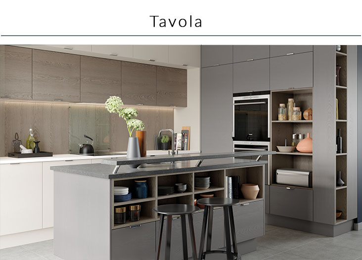 Sdavies kitchen stori Tavola Collection