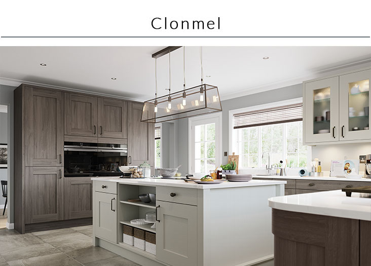 Sdavies kitchen stori clonmel colection