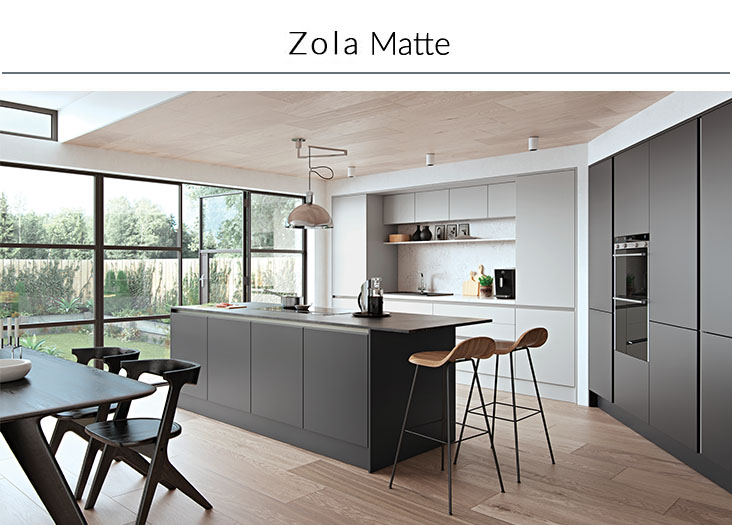 Sdavies kitchen stori zola matte collection