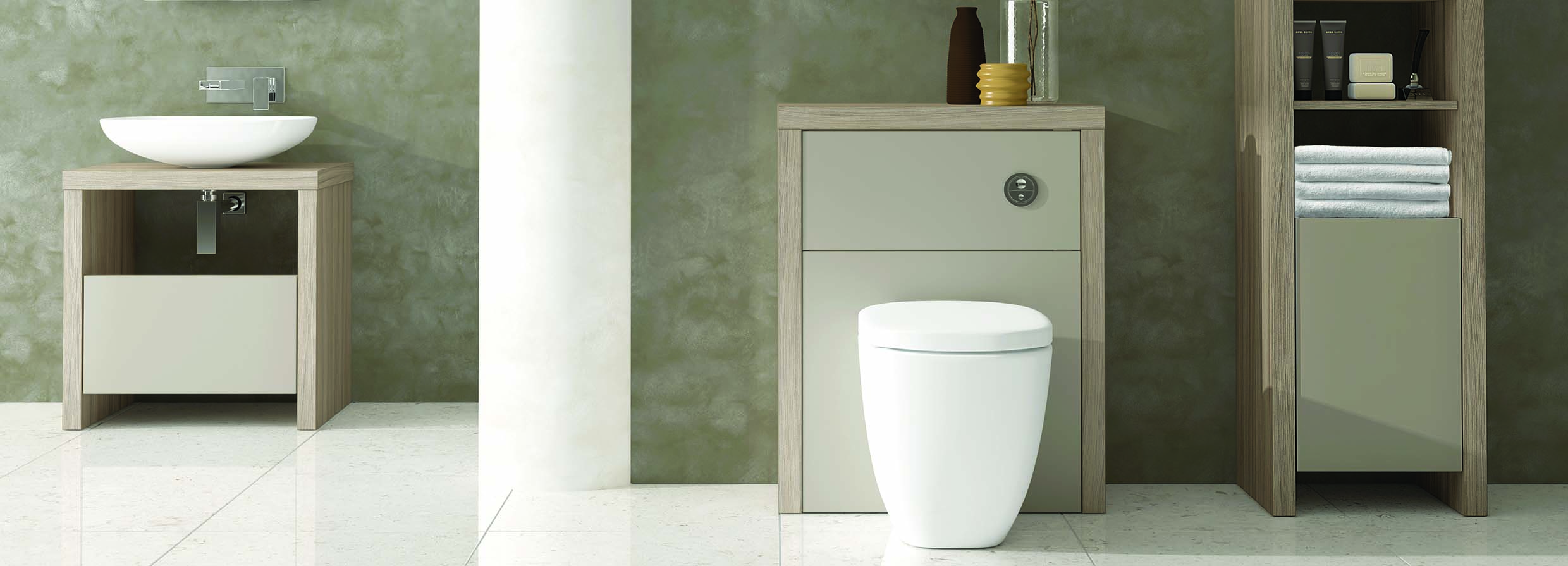 Shaun Davies bathroom products top