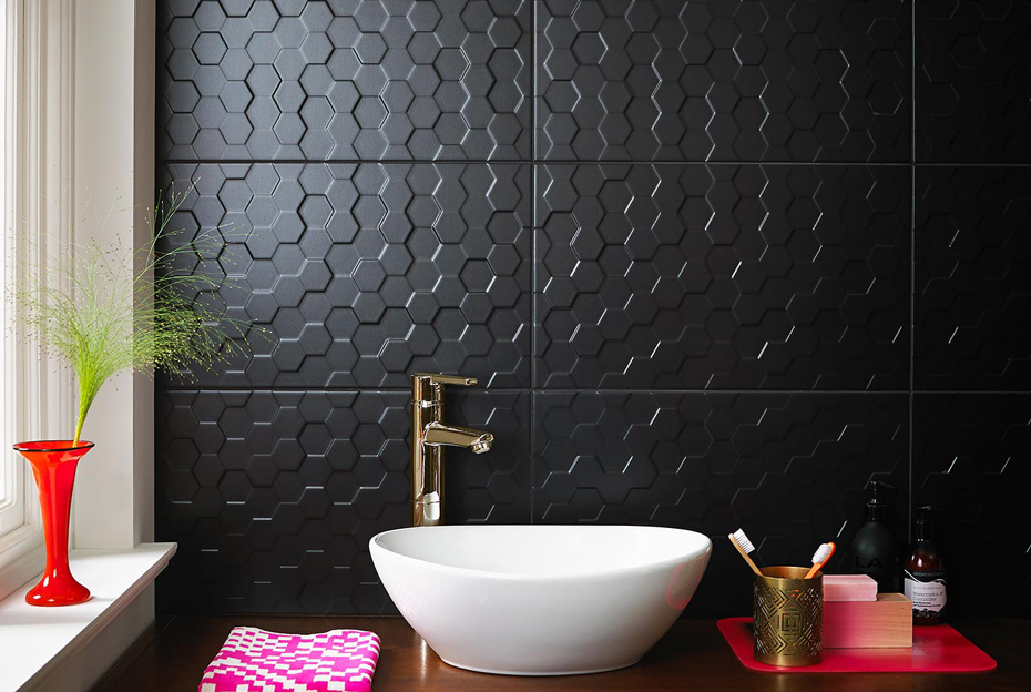 hex by british ceramic tile